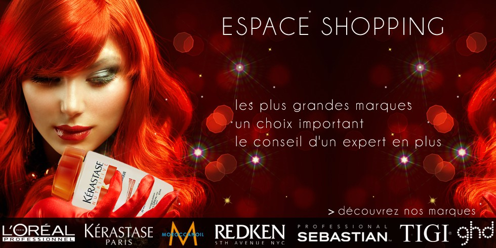 Shopping Coiffure Expert Coiffeur